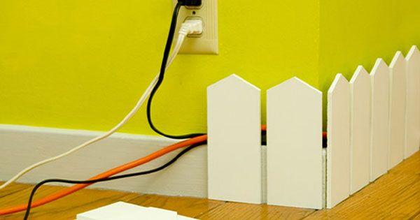 Mit diesen 12 kreativen Einrichtungsideen sorgst du für Ordnung im Haus.