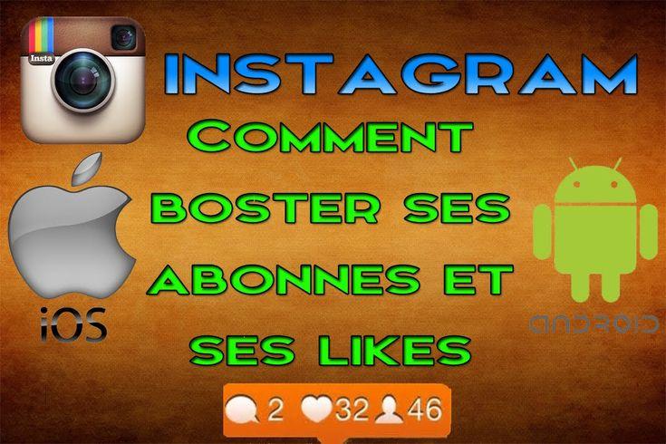 [TUTO] ► Comment avoir plein d'abonnés et de likes sur Instagram #2