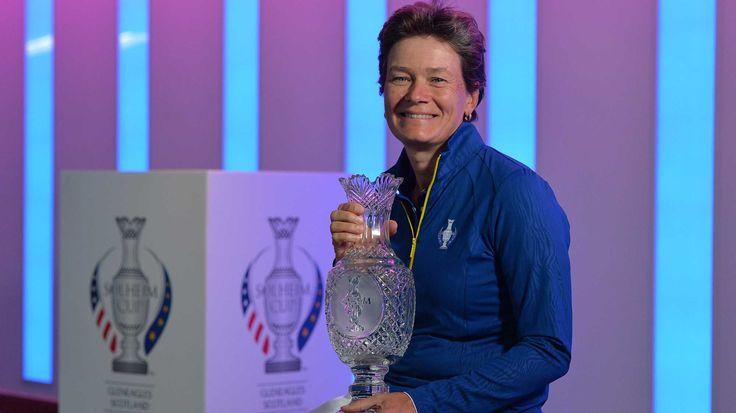 Catriona Matthew Appointed European Captain for 2019 Solheim Cup at Gleneagles | LPGA | Ladies Professional Golf Association
