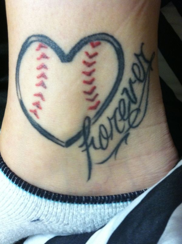 softball tattoos - Google Search