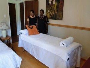 Mokoya Lodge | Try out one of our Spa Treatments