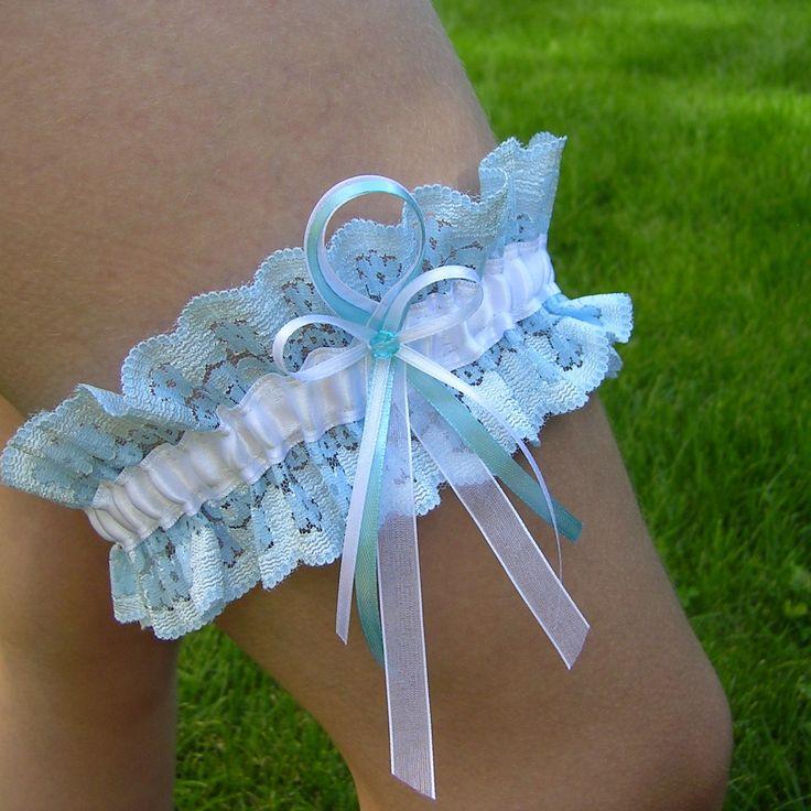 podvazek světle modrý,light blue bridal gather http://www.fler.cz/zbozi/svetle-modry-podvazek-7010387