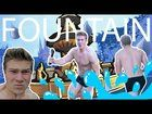 Swimming In A Fountain (ALMOST GOT CAUGHT!) | LYMID Bolly4u
