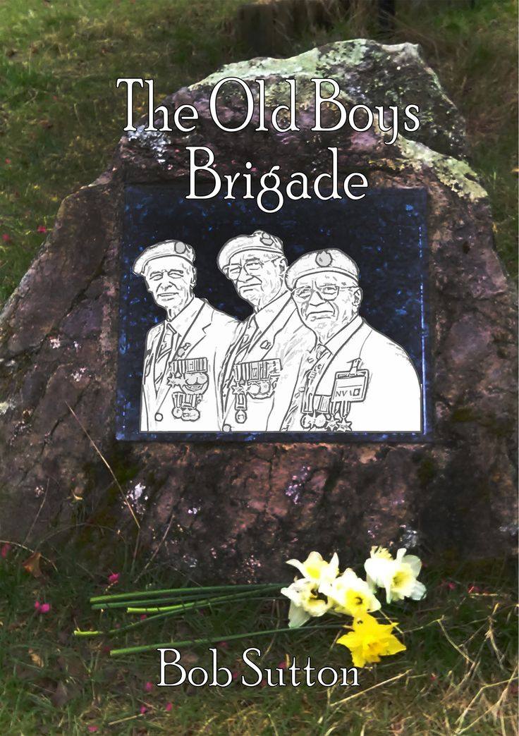 Book Cover for The Old Boys Brigade by Bob Sutton