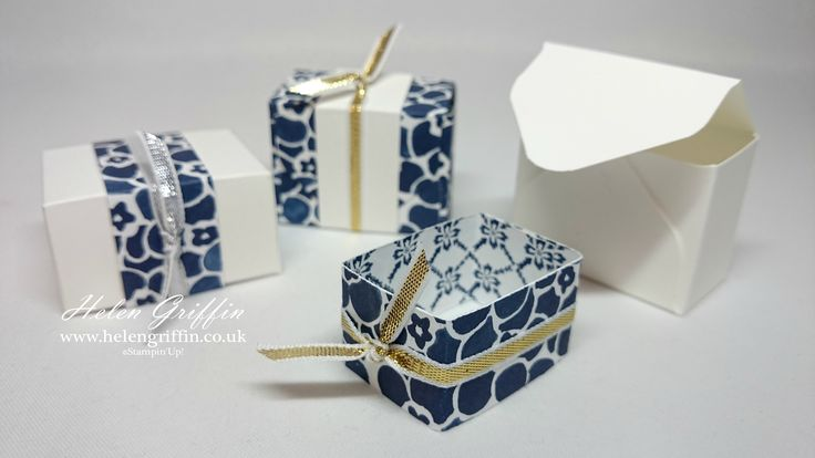 Wedding Favour Treat Boxes | Envelope Punch Board