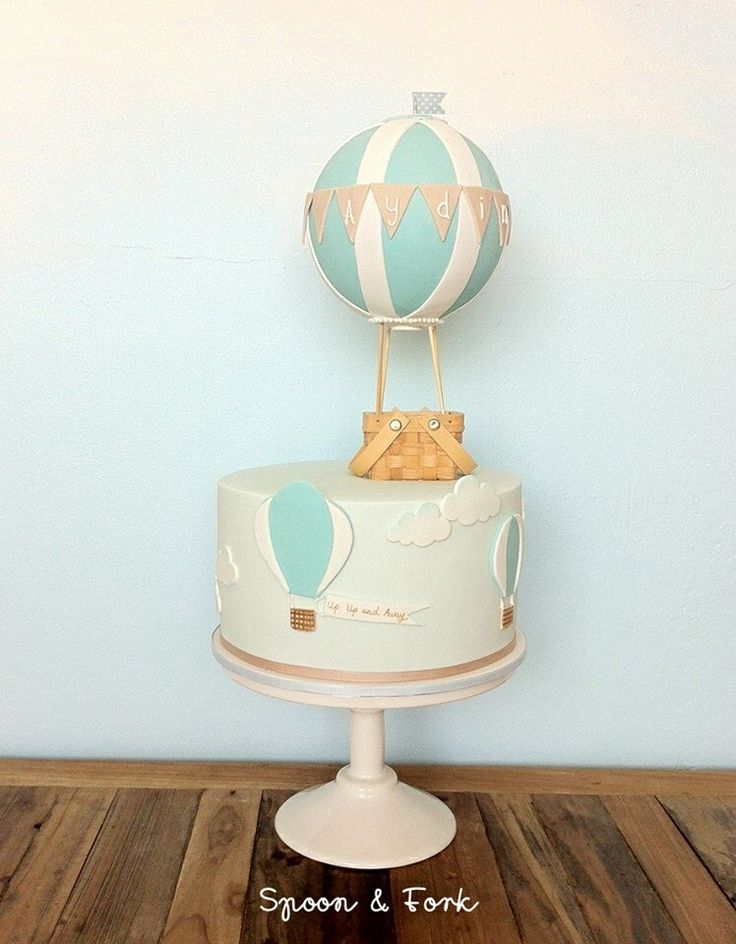 Baby Boy Baptism Cake Ideas