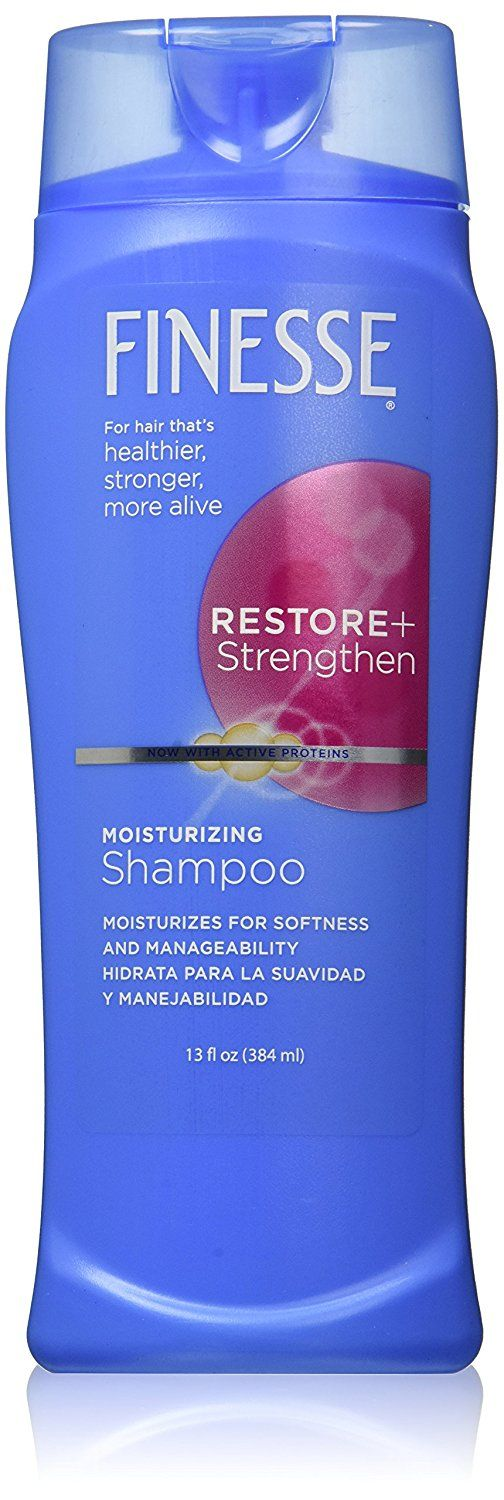 Finesse Moisturizing Shampoo, 13-Ounce (Pack of 6) *** Check out the image by visiting the link.