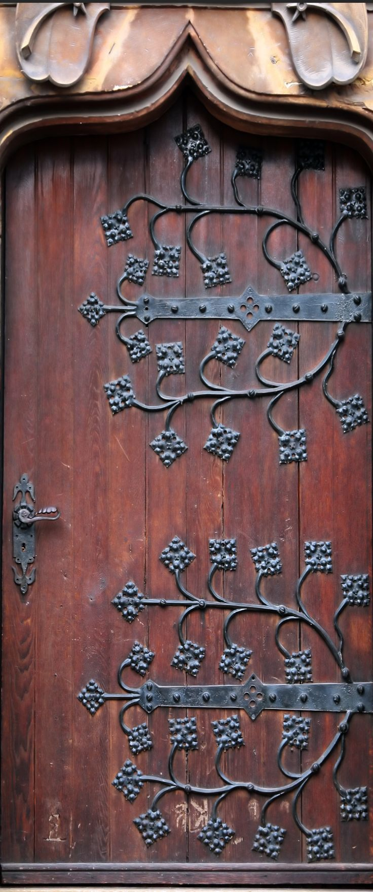 Castle Door wrap 28364394