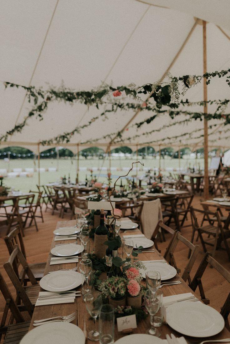 Wedding marquee decoration ideas  Ellie Sturla elliesturla on Pinterest