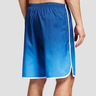 Men's Swim Trunks with Jammer Ombre Blue XL - Rbx