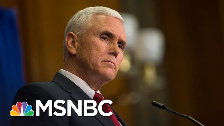 """Governor Mike Pence To Meet With Donald Trump   MSNBC - Published on Jul 1, 2016 Sources say Indiana Governor Mike Pence is """"in play"""" as a Donald Trump potential VP choice. NBC's Kelly O'Donnell reports. » Subscribe to MSNBC: http://on.msnbc.com/SubscribeTomsnbc"""