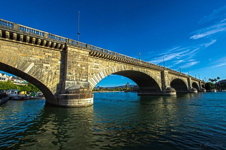London Bridge - Lake Havasu, AZ