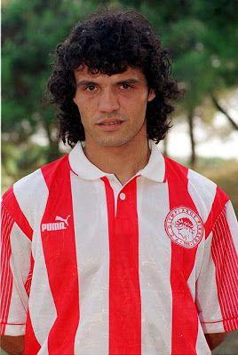 Χαντζίδης Μηνάς. Γερμανία. (1966). Μέσος. Από το 1988-1996. (171 συμμετοχές 20 goals).