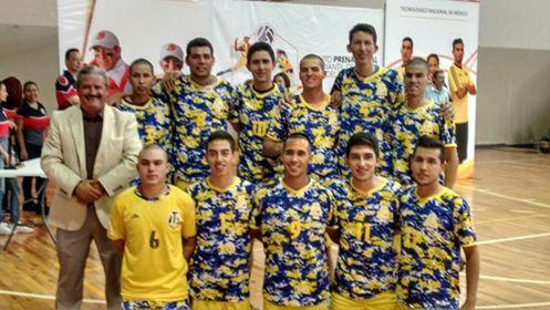 Con buenos resultados regresó la delegación de voleibol de sala en la categoría varonil, que participaron en el LXI Evento Pre Nacional Deportivo...