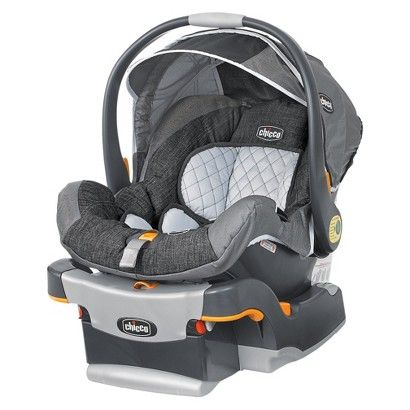 Installing Infant Car Seat Base With Latch