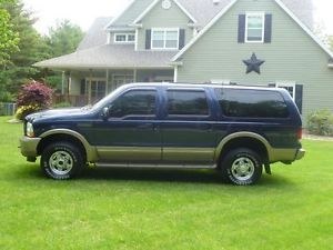 2003 FORD EXCURSION 4X4 TURBO DIESEL!!! WOW!!!! City of Halifax Halifax image 1