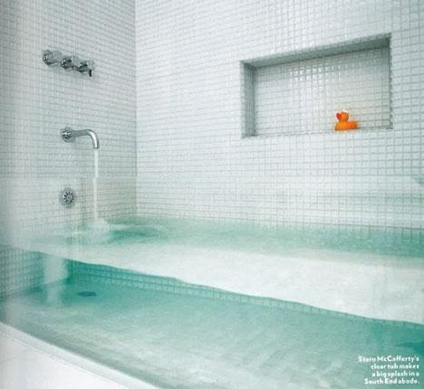 invisible bath tub! favorite-places-spaces
