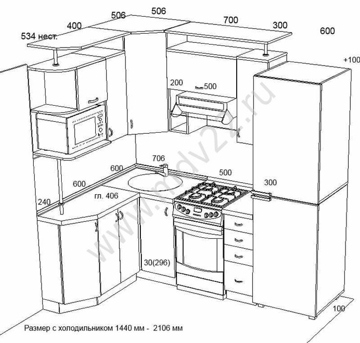 кухни для хрущевок с колонкой фото - Поиск в Google