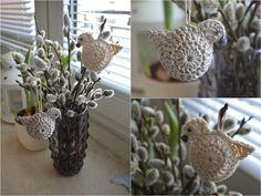 Háčkovaní ptáčci a dobroty z kuchyně | Kreativní svět