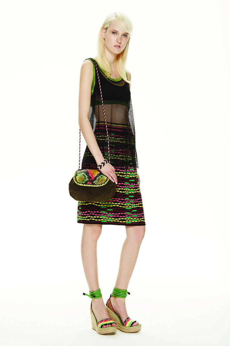 #MMissoni | LookBook | Spring 2015