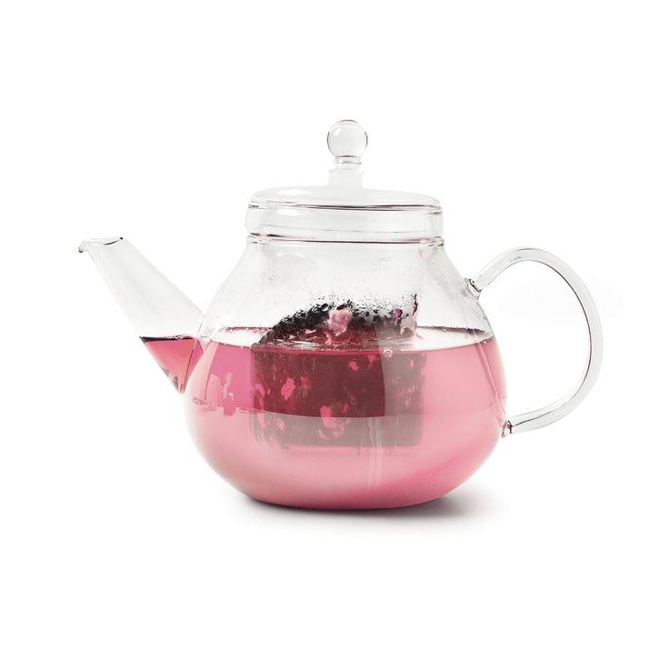 Dzbanek do zaparzania herbaty. Przeźroczysty. #teapot #dzbanek #czajnik #tigerpolska #tigerstore #kuchnia #kitchen #szkło #glass #herbata #tea