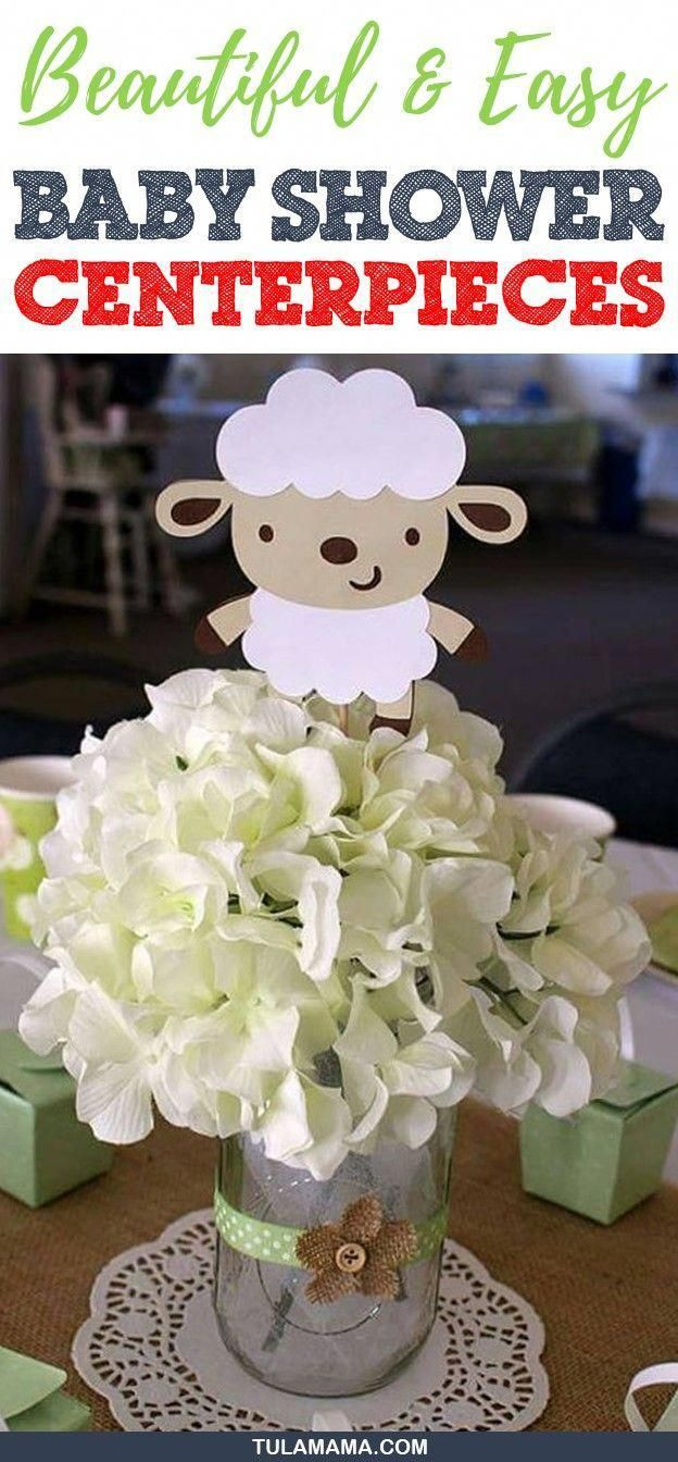 baby shower centerpieces for girls for boys and for neutral baby rh pinterest com baby shower centerpiece ideas for a girl baby shower decorations for a girl ideas
