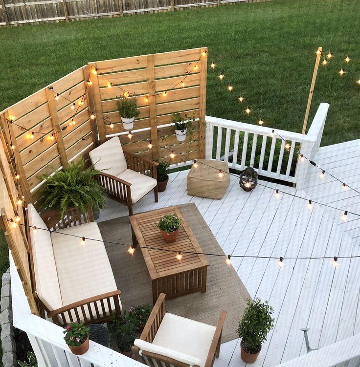 Deck Makeover Part II – Andrea Aporta