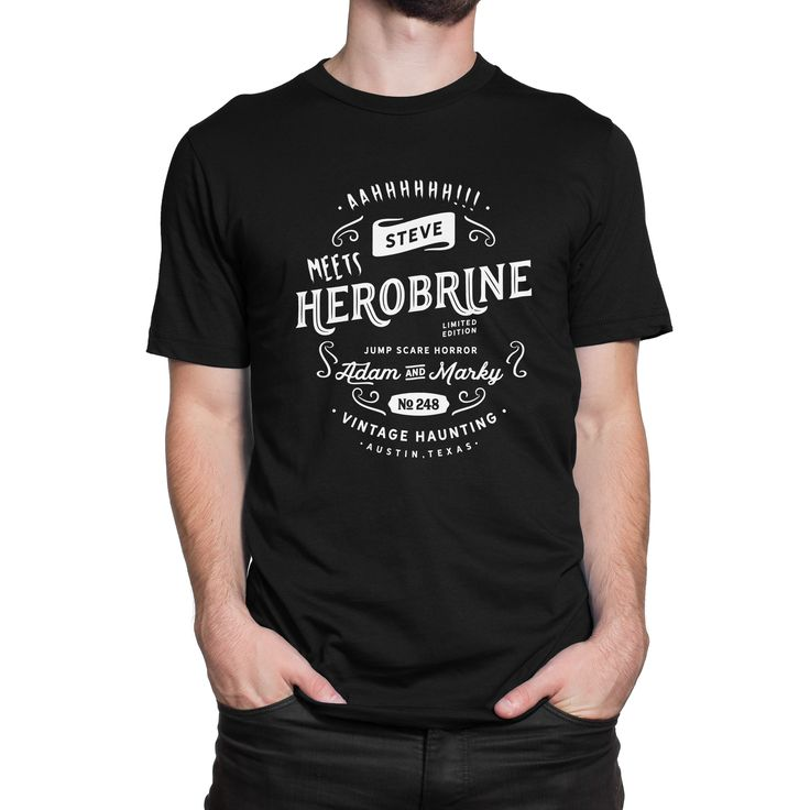 Awesome Herobrine t-shirt prize!! See this #AmazonGiveaway by Adam and Marky for a chance to win:  Mens Steve Meets Herobrine Vintage Jump Scare T-Shirt 2XL Black. Enter here to win:  https://giveaway.amazon.com/p/398042df81df003c NO PURCHASE NECESSARY. Ends  Jun 29, 2017 11:59 PM PDT, or when all prizes are claimed. For all contests Amazon requires you to submit your personal information such as name, address and email to be eligible to win a prize. See Official Rules…