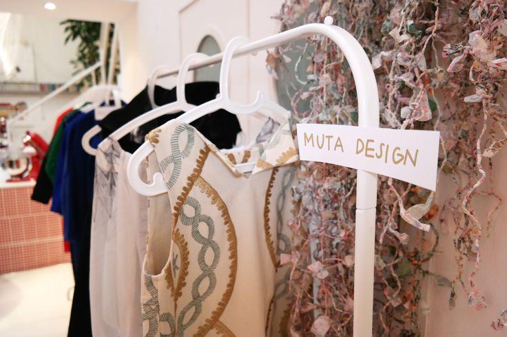 Muta Design, #fashioncampxmas 13 14 Dicembre 2014, Spazio Asti, Milano
