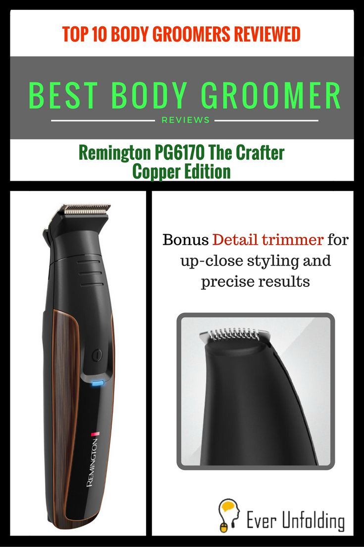 Bonus detail trimmer is a great attachment for men who want to perfect their look. ~ http://ever-unfolding.net/best-body-groomer-reviews/