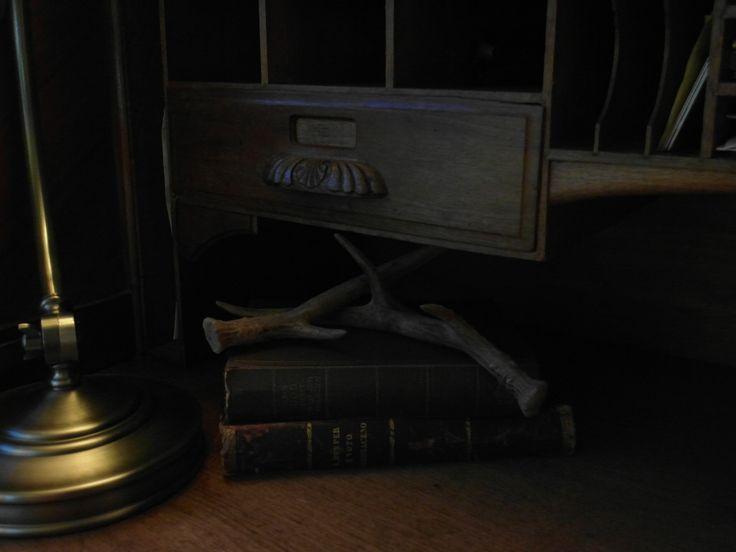 Ons oude bureau (oale-huisjeweltevree.blogspot.nl)