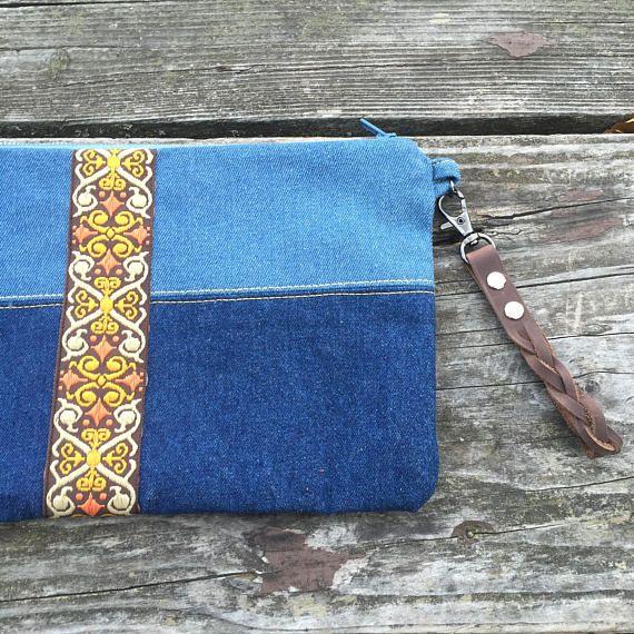 I need the iPad Clutch version https://www.etsy.com/listing/536034726/denim-clutch-bag-handbag-boho-western