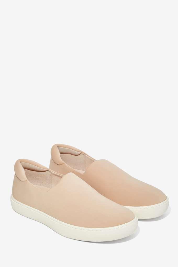 Naya Juno Neoprene Slip-On Sneakers <3