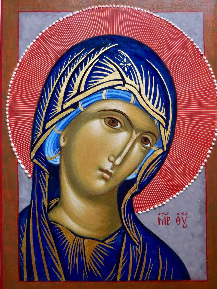 137 best ikony images on Pinterest | Jungfrau maria, Byzantinische ...