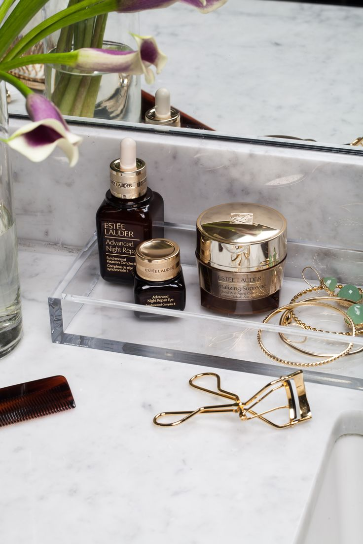 Secrets to beautiful skin: Advanced Night Repair and Revitalizing Supreme
