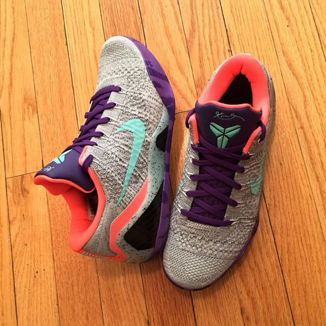 Nike Kobe 9 Elite Low 'EYBL' - EU Kicks: Sneaker Magazine