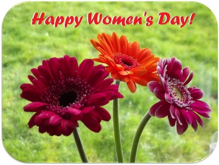 Women's Day...