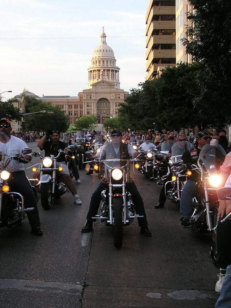 ROT Biker Rally in Austin, Texas. Check it out June 12-15, 2014! I WAS THERE!  AWESOME!