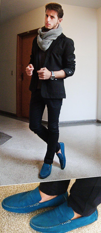 La moda masculina esta avanzando y una buena opción para atreverte son estos zapatos,  que nos muestran el color de temporada. #trend #moda #sutex pasión por la moda