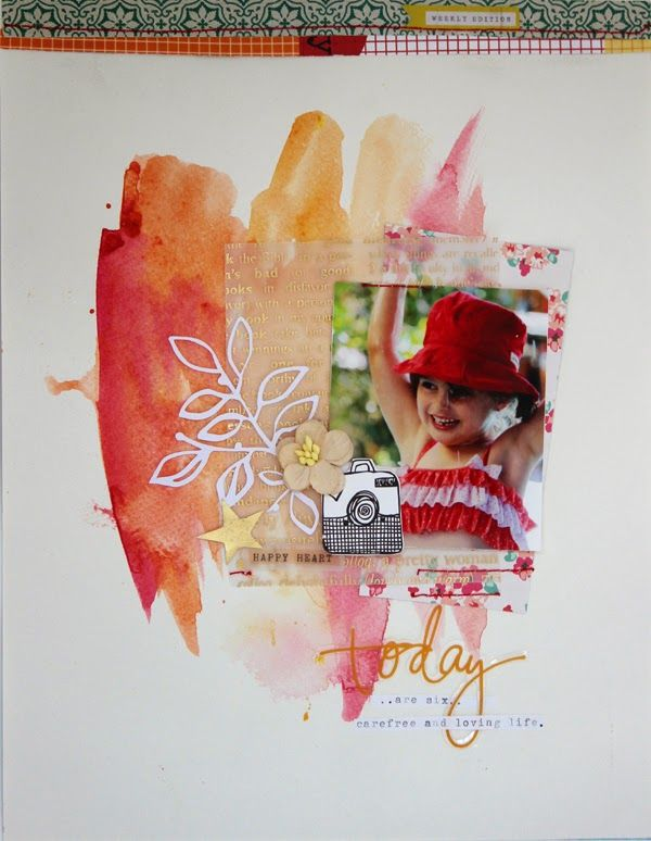 March Challenge Winner and A New April  Moodboard Challenge
