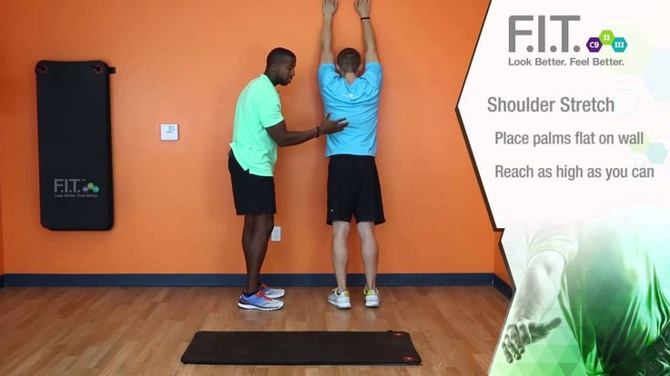 F.I.T. Exercises - Core Stretches  http://myforeverfit.flp.com