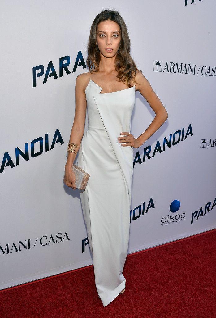 Angela Sarafyan..