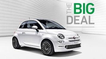 DER FIAT 500 – BIG DEAL
