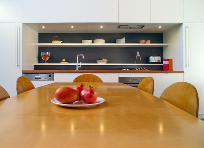 CplusC - Sydney Architects and Builders. Newtown Terrace House Kitchen Detail #residential architecture #kitchen #sydney