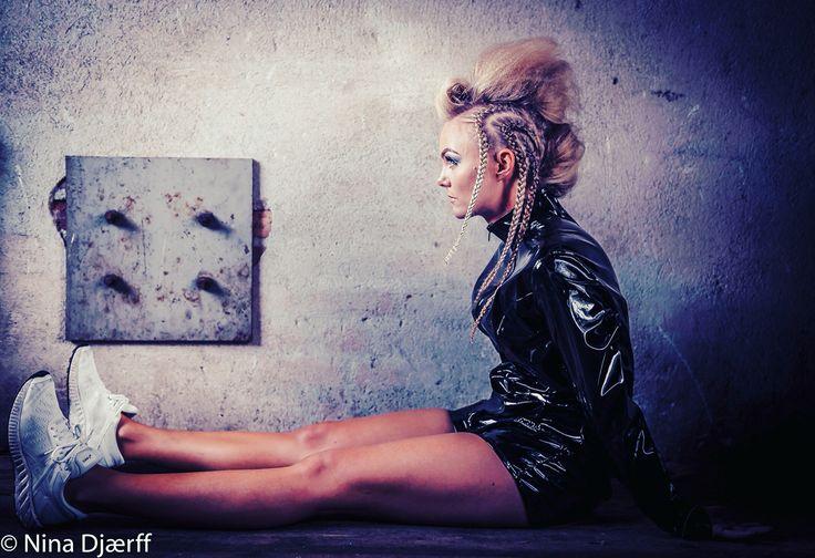 Hair&makeup-Linn Eggen Foto- Nina Djærff