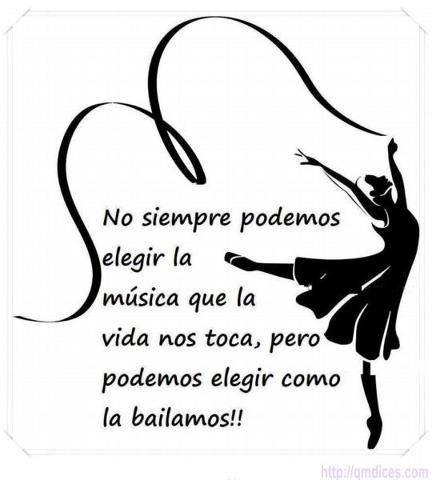 #Musica #Bailar #actiudpositiva