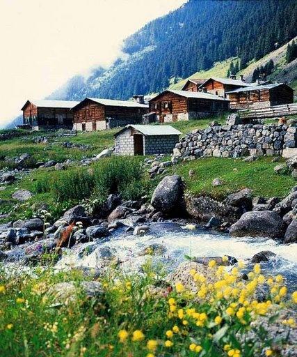 Kaçkar Dağı / Kaçkar Mountain - Turkey