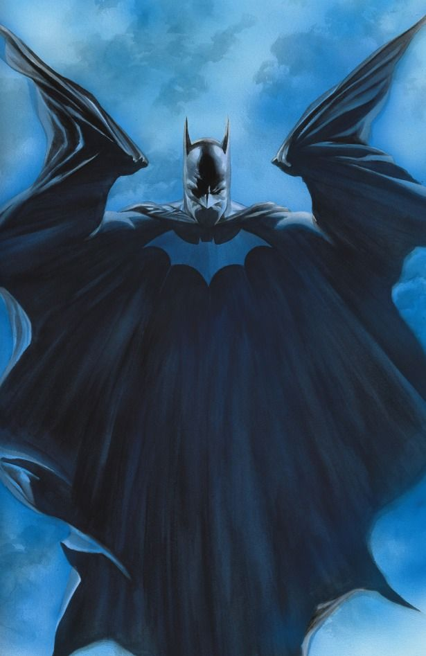 Batman RIP Let the good times roll. #batman #grantmorrison