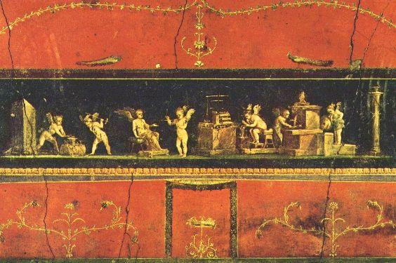 Pompeii Frescos - Pesquisa Google