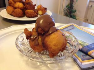 frittelle di new Orleans